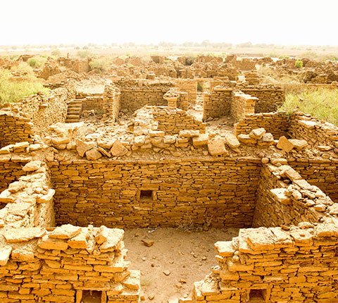 Kuldhara: The Ghost Town