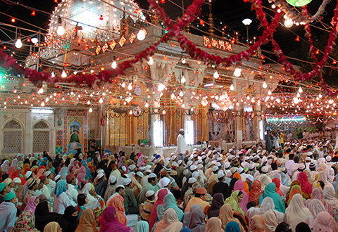 Ajmer Shariff Dargah